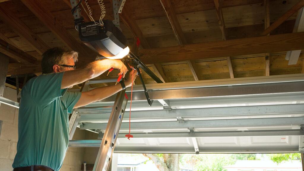 Garage Door Off Track Repair Ottawa